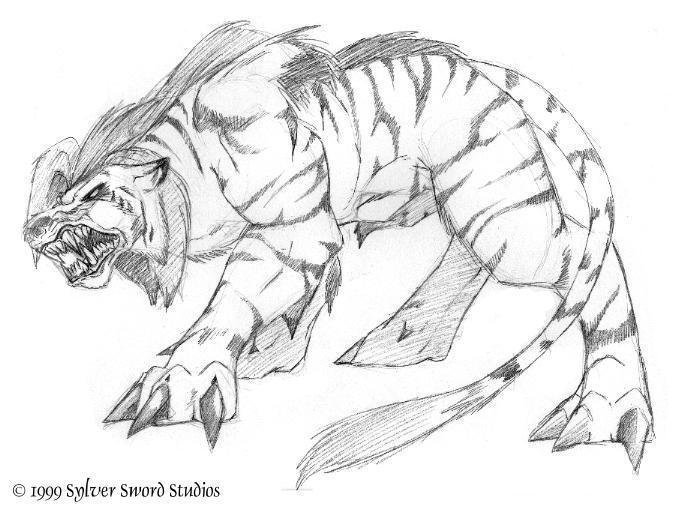 liger coloring pages - photo #7