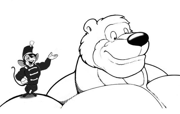 blathering bear