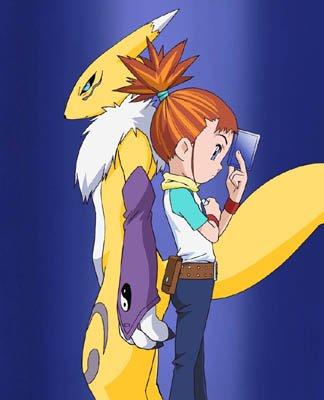 Digimon Adventure Rika
