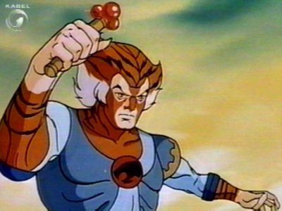 Thundercats Tigra on From
