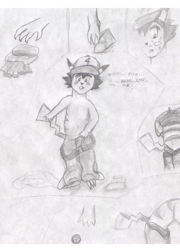 Ash Into Various Pokemon